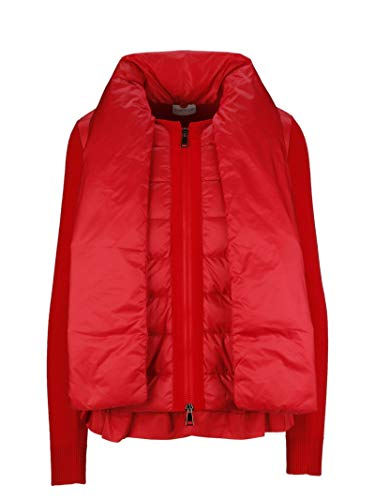 9487600979bh455 Giacca Poliestere Rosso Moncler Donna xCn77