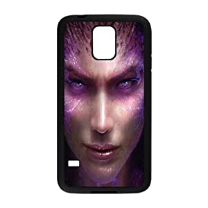 Printed Quotes Phone Case Starcraft 2 protoss For Samsung Galaxy S5 Q5A2112827