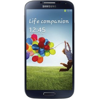 Samsung Galaxy S4 i9500 Factory Unlocked Cellphone, International Version, 16GB, Black (Phone Samsung Cell Unlock)