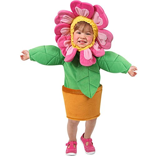 Child's Toddler Flower Pot Costume (Size:2-4T)