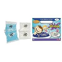 Simba - 105952289002 - Jeu de Bain - Glibbi Double Pack - Bleu