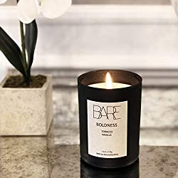 Bare Kollections - Soy Candles, (Boldness) Made in
