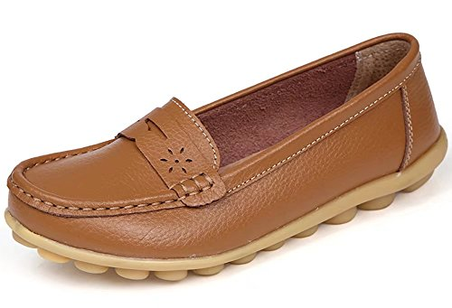 New Wide Loafers Shoes - 7