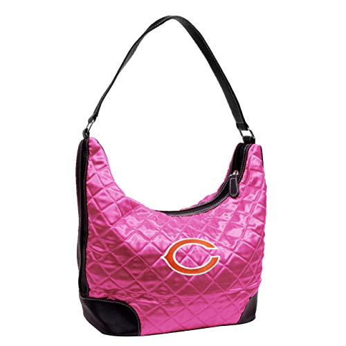 NFL Chicago Bears Quilted Hobo