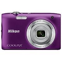 Nikon COOLPIX S2900 Digital Camera (Purple) - International Version (No Warranty) Advantages Review Image