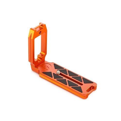 3 Legged Thing QR11-LC Universal L-Bracket (Orange) (Color: Orange)