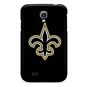 For Mhg1460IvWs New Orleans Saints 3 Protective Case Cover Skin/Galaxy S4 Case Cover