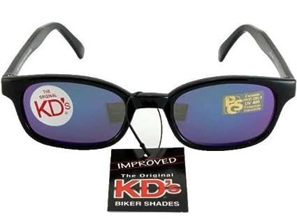 8d788961569 Amazon.com  Original KD Sunglasses Classic Color Mirror Lenses ...