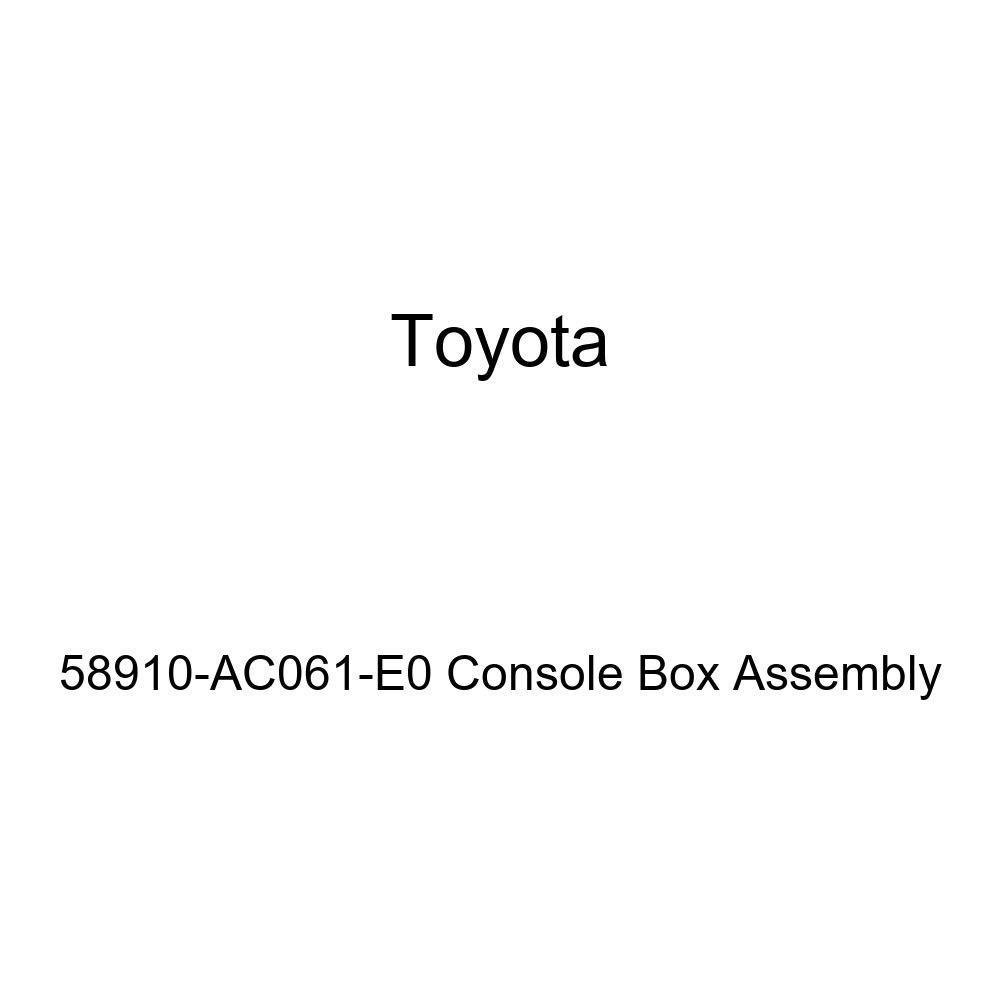Toyota 58910-AC061-E0 Console Box Assembly