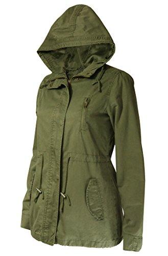 Hooded Anorak Jacket - 9