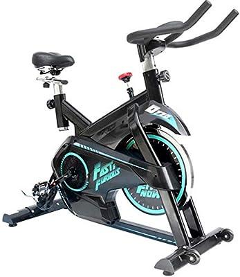 UNKB Bicicleta de spinning bajo nivel de ruido de bicicleta de ...