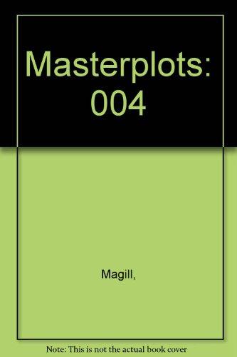 Masterplots