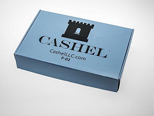 CASHEL 1960-32-21 Sink - Fully Loaded Sink Kit, Steel Leg, White by Cashel (Image #5)