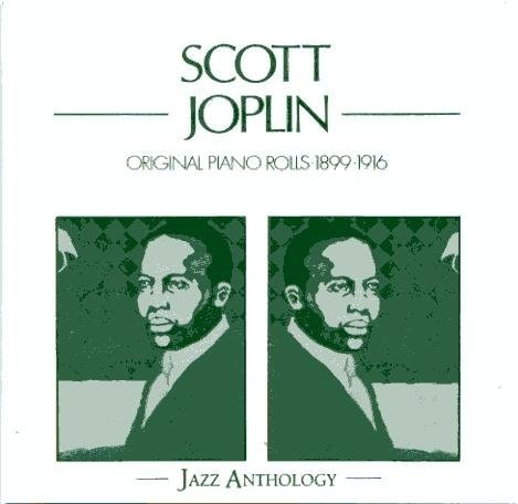 Original Piano Rolls 1899 - 1916 by Scott Joplin ()