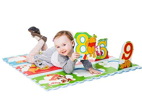 Disney alfombra tipo puzzle dise o de winnie the pooh - Alfombra winnie the pooh ...