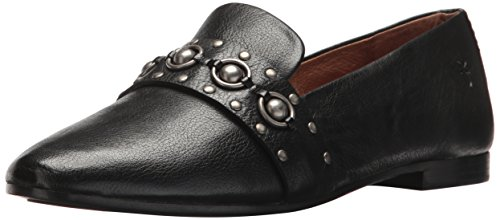 FRYE Women's Terri Multi Stud Loafer Flat