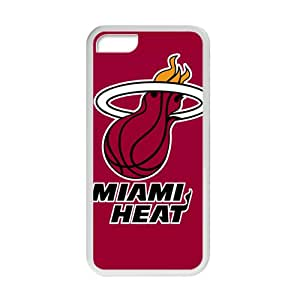 NBA Miami Heat Cell Phone Case for Iphone 5C