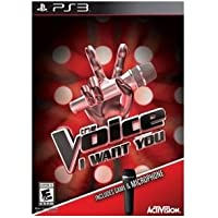 The Excellent Quality The Voice with Mic PS3