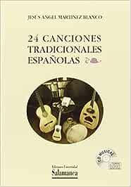 24 canciones tradicionales españolas (CD musical): Amazon