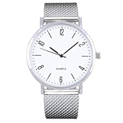 New Simple Ladies Quartz Watch Temperame...
