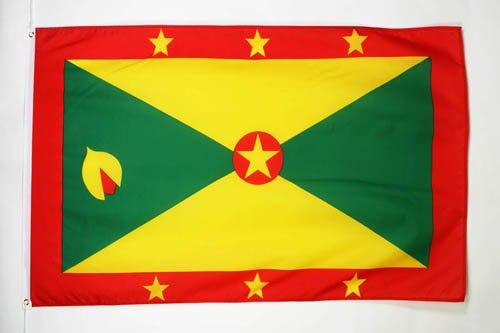 Grenada Flag 3 x 5 Banner 3x5 ft Drapeau Grenade AZ FLAG Grenadian Flags 90 x 150 cm