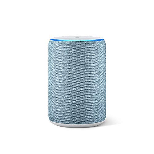 Echo (3rd Gen) Twilight Blue Bundle with Lifx wi-fi smart bulb