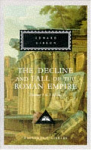 Book cover for The Decline and Fall of the Roman Empire