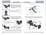 Sourcemobility Gas and Brake Pedal Extenders for