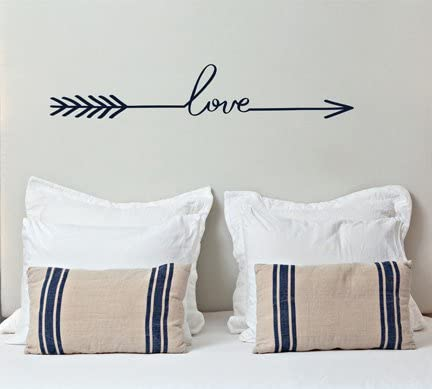 Amazon Com Arrows Wall Decals Quote Wall Stickers Boho Dreamcatcher Wall Decal Quotes Art Nursery Wall Decal Baby Room Vinyl Decal And Stick Wall Decals Home Kitchen
