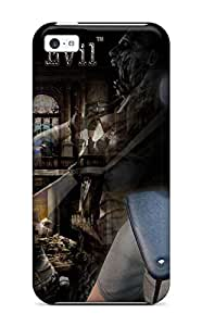 Chris Camp Bender's Shop New Style 1664011K54441352 Snap On Case Cover Skin For Iphone 5c(resident Evil)