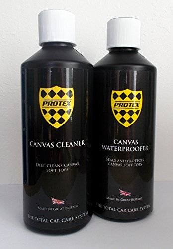 protex-world-convertible-soft-top-care-kit-canvas-cleaner-waterproofer-500ml-use-this-kit-to-complet