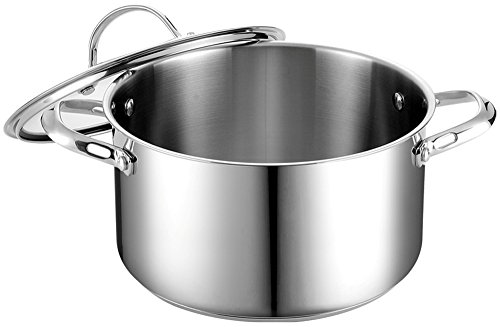 Cooks Standard 9-Piece Classic Stainless Steel Cookware Set by Cooks Standard (Image #2)