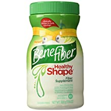 Benefiber Healthy Shape Fiber Powder - 17.6 oz
