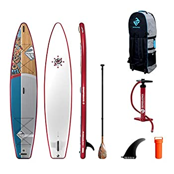 Raven Touring Inflatable Stand Up Paddle Board
