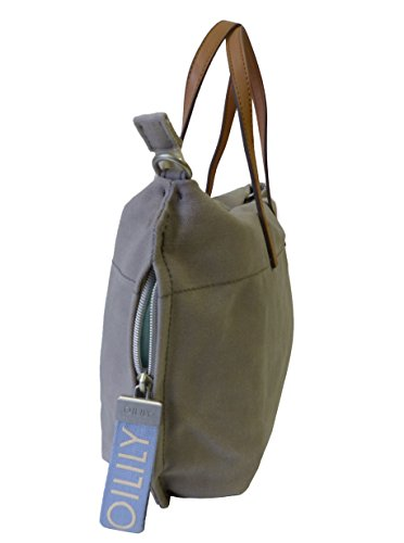 Damen Fun Canvas Handbag Mhz Henkeltasche Oilily