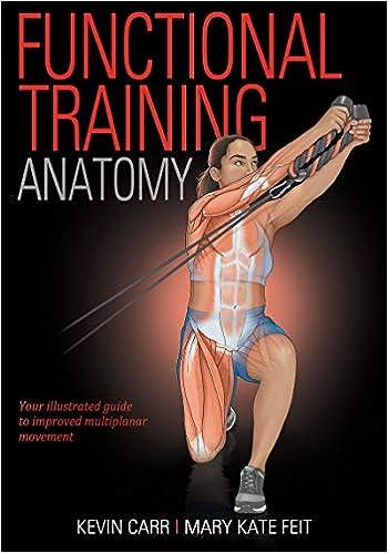 Functional Training Anatomy Paperback – Illustrated, February 24, 2021