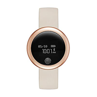 eMotion Unisex Metal and Rubber Smartwatch from eMotion