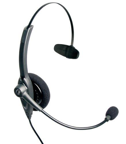 Universal Foam Headset Microphone Cushions (Windscreens) | 10-pack | Use with Plantronics, GN, Jabra, Logitech, Panasonic, VXi -14101-03 Photo #9
