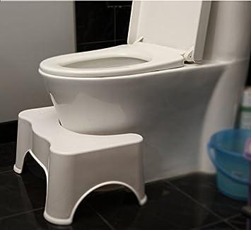 LLY Salle de Bain WC Tabouret marchepied pour Toilettes pour Enfants ...