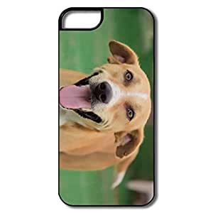 IPhone 5S Cases, Pets Dog White/black Cases For IPhone 5/5S by icecream design