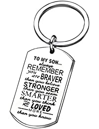 Boy S Novelty Keychains Amazon Com