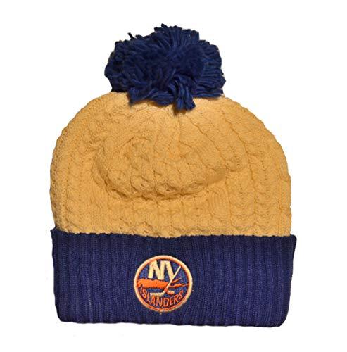 new york islanders knit pom hat - 9