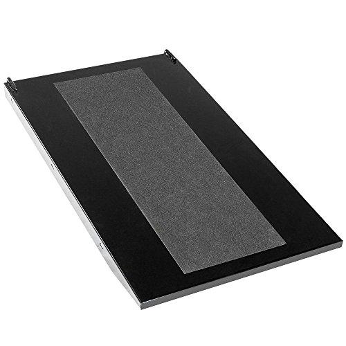 (Black Widow Extra-Long Lift Table Approach Ramp)