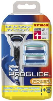 Gillette Fusion ProGlide Power - Pack de cuchilla y recambios ...