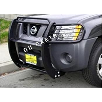 Amazon Com Nissan Xterra Black Brush Guard Grille Guard For The