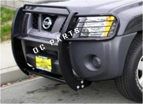 Nissan Xterra Black Brush Guard Grille Guard For The