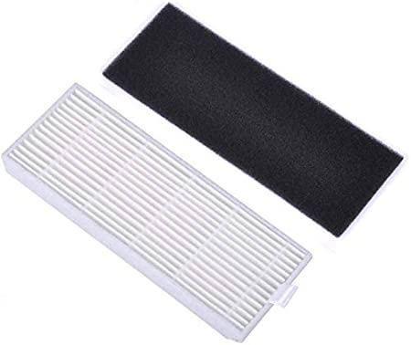Conjunto de filtros | Filtro Principal de Alta eficiencia para aspiradora Robot ILIFE/ZACO A4s A6 A8 ILIFE PX-F020: Amazon.es: Hogar