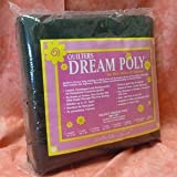 black quilt batting - Quilters Dream POLY BLACK Select MidLoft (122