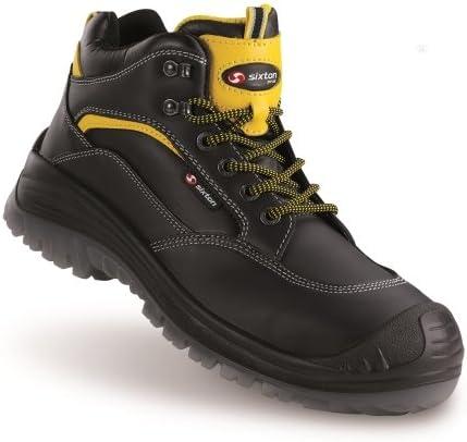 SIXTON Montauk – Zapatos de Seguridad S3 SRC, Color Negro, Talla 48 EU: Amazon.es: Zapatos y complementos