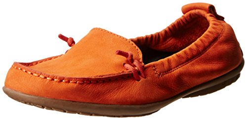 Ceil Slip On_MT Moccasin,Dark Orange,6 M US ()